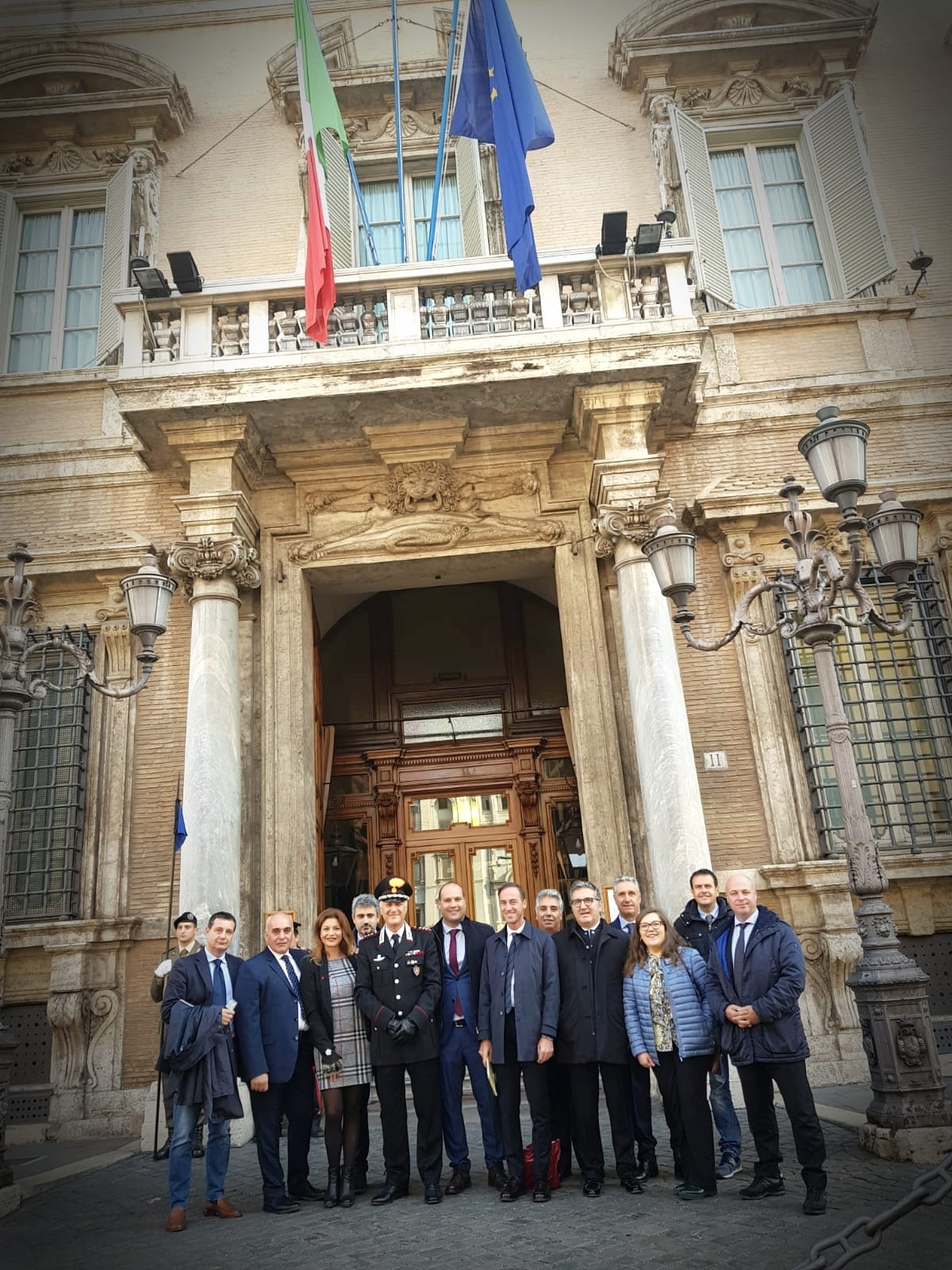 Associazione GAM visita Roma